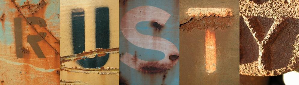 """Rusty's Recent Ramblings — aka """"Rusty Letters"""""""
